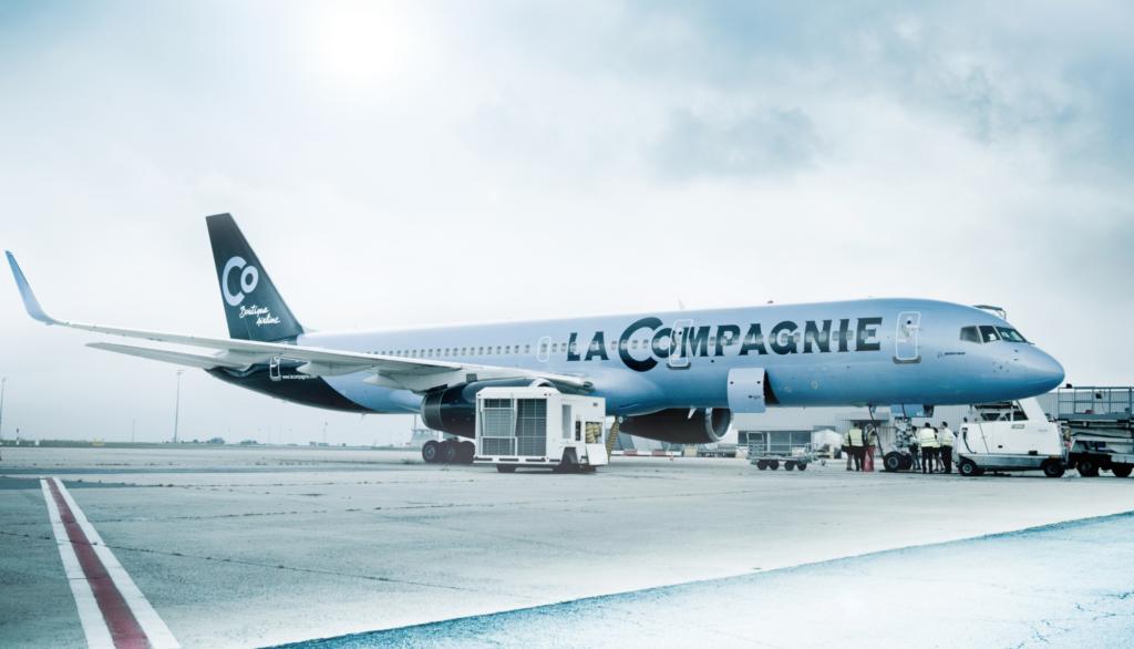 Boeing de La Compagnie