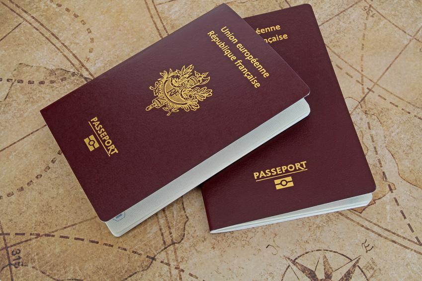Nouveau passeport ESTA